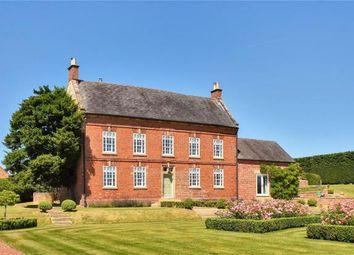 Thumbnail 7 bedroom detached house for sale in Bradley, Ashbourne, Derbyshire
