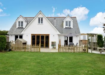 Thumbnail 4 bed detached house for sale in Lamanva, Penryn, Cornwall