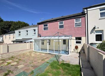 Thumbnail 3 bed terraced house to rent in Torver Close, Plymouth, Devon