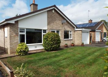 Thumbnail 3 bed bungalow for sale in Tudor Way, Nantwich, Cheshire