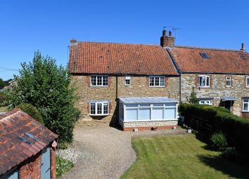 Thumbnail 4 bed cottage for sale in High Road, Barrowby, Grantham