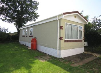 Thumbnail 2 bed mobile/park home to rent in West Park Homes, Darrington, Pontefract