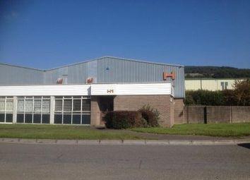 Thumbnail Industrial to let in Coedcae Lane Industrial Estate, Coedcae Lane, Pontyclun