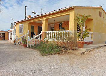Thumbnail 4 bed villa for sale in La Solana, Hondón De Las Nieves, Alicante, Valencia, Spain