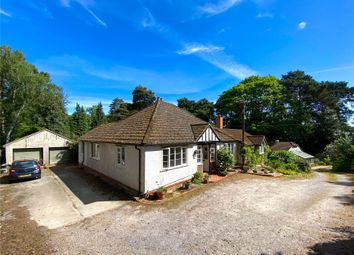 Thumbnail 3 bed bungalow for sale in Lightwater, Surrey