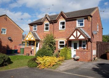 Thumbnail 3 bed semi-detached house for sale in Romney Drive, Stafford