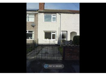 Thumbnail 3 bed terraced house to rent in The Cresent, Doncaster