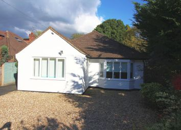 Thumbnail 3 bed detached bungalow for sale in Stroude Road, Virginia Water