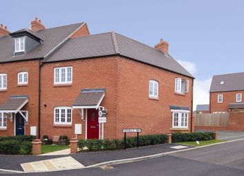 Thumbnail 3 bed end terrace house for sale in Foxhills Way, Brackley