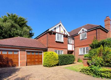 Thumbnail 5 bed detached house for sale in Bernard Place Off Springfield Road, Ewell