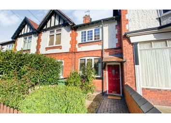 3 bed end terrace house for sale in Main Road, Weston, Crewe CW2