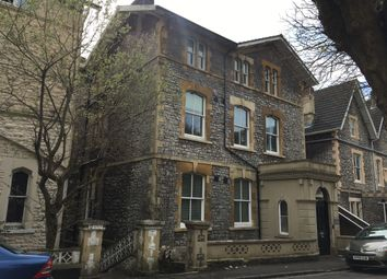 Thumbnail 1 bed flat to rent in Shrubbery Avenue, Weston-Super-Mare