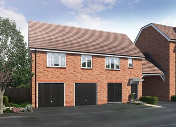 "Thumbnail 2 bedroom flat for sale in ""The Naylor"" at Roundstone Lane, Angmering, Littlehampton"