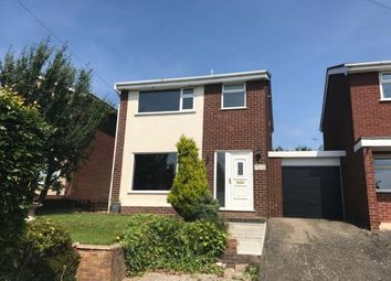 Thumbnail 3 bed detached house for sale in Hill View, Bryn-Y-Baal, Mold, Flintshire