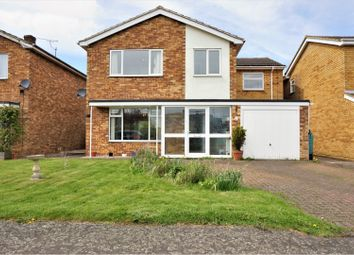Thumbnail 4 bed detached house for sale in Peveril Road, Banbury