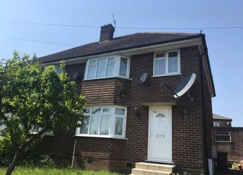 Thumbnail 3 bed semi-detached house to rent in Boyn Hill Road, Maidenhead