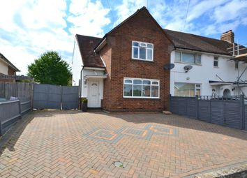 Thumbnail 2 bed terraced house for sale in Eastern Avenue North, Kingsthorpe, Northampton
