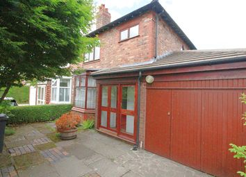 Thumbnail 3 bed semi-detached house to rent in Fairfield Gardens, Stockton Heath, Warrington