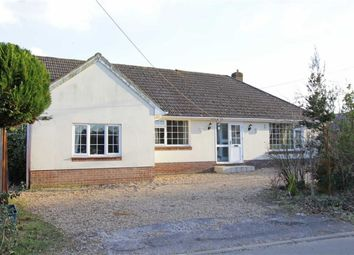 Thumbnail 4 bedroom bungalow for sale in Sky End Lane, Hordle, Lymington