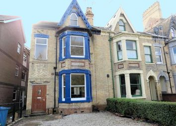 Thumbnail 2 bed flat to rent in Pearson Avenue, Hull