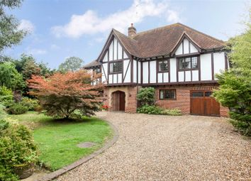 Thumbnail 5 bed property for sale in Pennymead Rise, East Horsley, Leatherhead