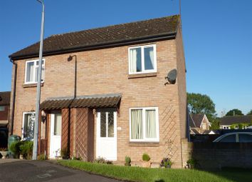Thumbnail 1 bed semi-detached house for sale in Pavely Close, Chippenham