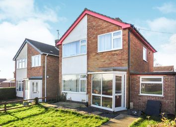 Thumbnail 3 bedroom link-detached house for sale in St Peters Walk, Yaxley, Peterborough