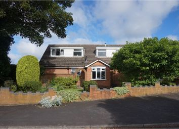 Thumbnail 3 bed detached house for sale in The Firs, Rugeley