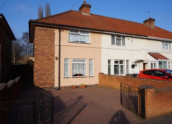 Thumbnail 3 bed end terrace house for sale in Halsbury Grove, Kingstanding, Birmingham