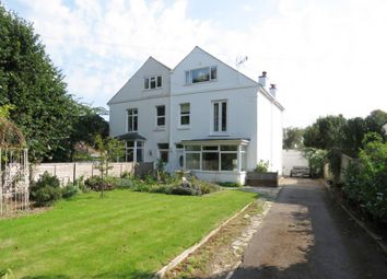 Thumbnail 5 bedroom semi-detached house for sale in Sinah Lane, Hayling Island