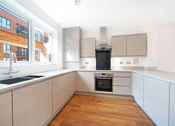 Thumbnail 3 bedroom terraced house to rent in Reynard Way, Brentford