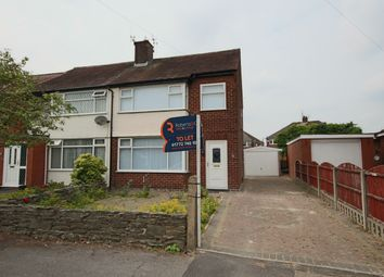 Thumbnail 3 bed semi-detached house to rent in The Avenue, Penwortham, Preston