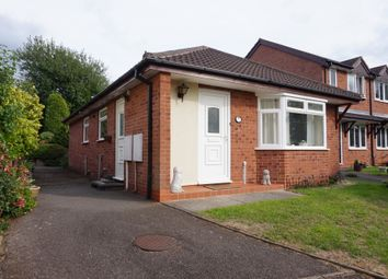 Thumbnail 2 bed detached bungalow for sale in Roman Court, Wilnecote, Tamworth