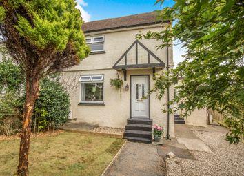 Thumbnail 3 bedroom semi-detached house for sale in Carlton Villas, Hatt, Saltash
