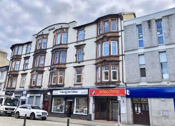 Thumbnail 2 bed flat to rent in 72 West Blackhall Street, Greenock