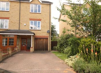 Thumbnail 3 bedroom semi-detached house to rent in Fieldhouse Close, London