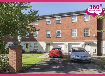 Thumbnail 3 bed terraced house for sale in Powis Close, Coedkernew, Newport