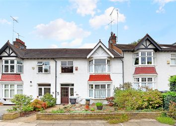 3 bed terraced house for sale in Priory Gardens, London N6