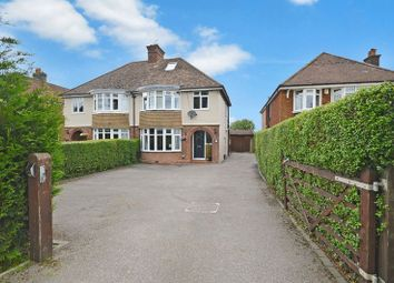 Thumbnail 3 bed semi-detached house for sale in Marroway, Weston Turville, Aylesbury