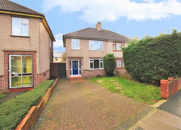 Thumbnail 3 bed semi-detached house for sale in Upton Road, Bexleyheath