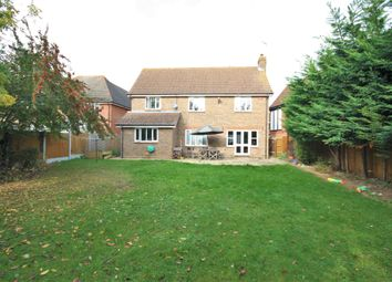 Thumbnail 4 bed detached house for sale in Mace Walk, Chelmsford