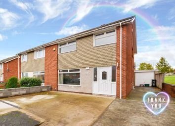 3 bed semi-detached house for sale in Gander Close, Hartcliffe, Bristol BS13