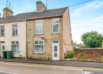 Thumbnail 3 bedroom end terrace house for sale in Taverners Road, Peterborough, Cambridgeshire