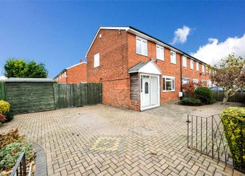 Thumbnail 4 bedroom end terrace house for sale in Ampleforth Road, Abbey Wood, London