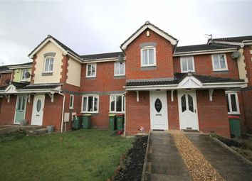 Thumbnail 3 bedroom town house for sale in St. Michaels Close, Fulwood, Preston