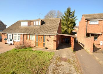 Thumbnail 3 bedroom semi-detached house for sale in Pheasant Way, Spring Park, Northampton