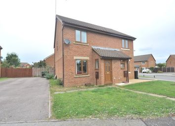 Thumbnail 2 bed property to rent in Matchless Close, Northampton