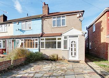 Thumbnail 2 bed end terrace house to rent in Woodrow Avenue, Hayes