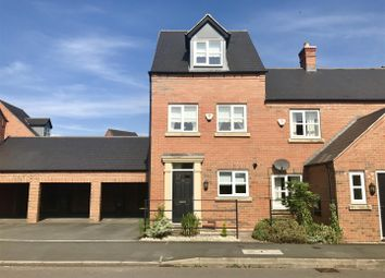 Thumbnail 3 bed town house for sale in Isherwoods Way, Wem, Shropshire