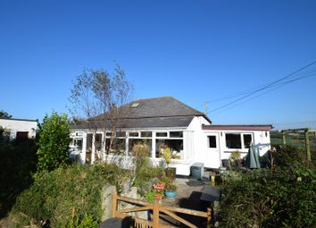 Thumbnail 3 bed detached bungalow for sale in Helston